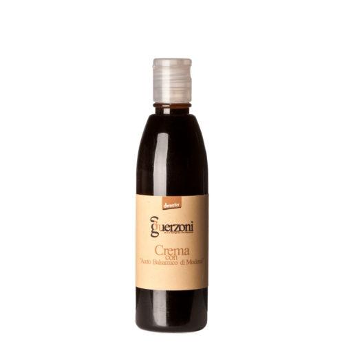 """Crema con """"Aceto Balsamico di Modena igp"""" – Biologico Biodinamico"""